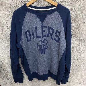 Oilers Long Sleeve Shirt